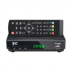 Set-top box DVB-T2 - GoSAT...
